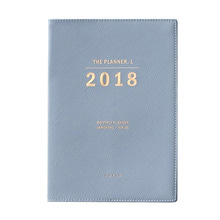 2018 planner-Monthly