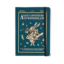 'Alice in Wonderland' Undated planner - Rabbit ver.