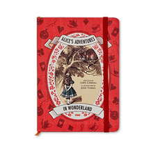'Alice in Wonderland' Undated planner - Alice ver.